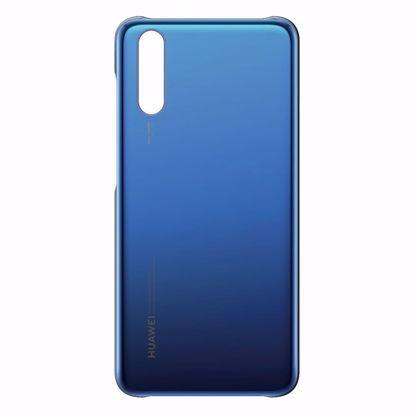 Picture of Huawei Huawei Protective Cover Case for Huawei P20 in Blue