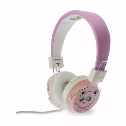 Picture of OTL OTL Pokemon Junior Headphones  - Jiggly Puff