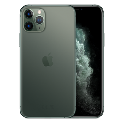Picture of Apple iPhone 11 Pro 512GB Midnight Green (MWCG2B)