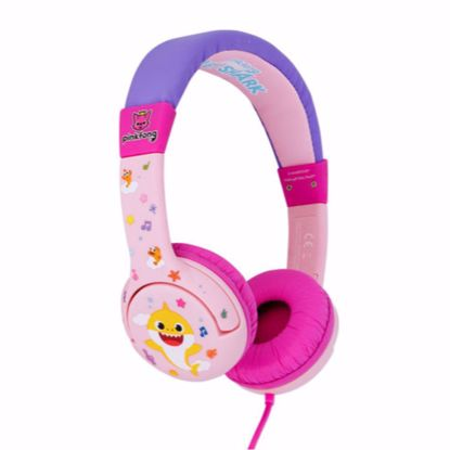 Picture of OTL OTL Pinkfong and Baby Shark Junior Headphones