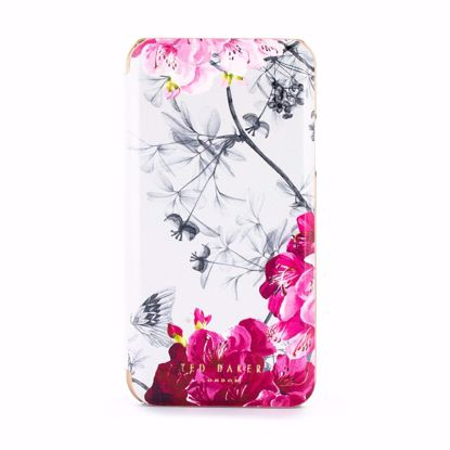 Picture of Ted Baker Ted Baker Folio Case for Apple iPhone 11 Pro Max in Babylon Nickel