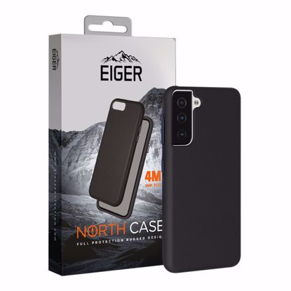 Picture of Eiger Eiger North Case for Samsung Galaxy S21+ in Black